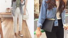 大愛 Denim 的你務必 Follow 這位韓國女生:教你用牛仔褲穿出舒適的小清新風格!