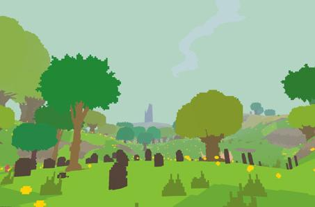 Experimental adventure game Proteus lands on PS3 and Vita next week