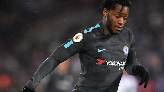 Chelsea could use Michy Batshuayi as makeweight in Thomas Lemar deal