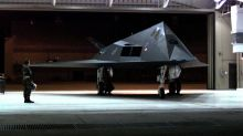 F-117 Stealth Fighters Are Playing the Enemy (Taking on F-22s, F-15s and F-16s)