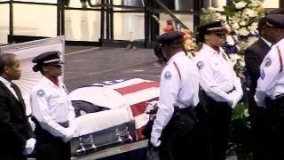 Officers Gather To Remembers Agee