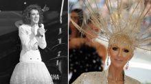 Céline Dion, 52 años en 12 looks que nos dejaron sin palabras