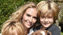 Brooke Mueller en el psiquiátrico tras pegar a sus hijos