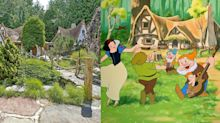 You Can Now Buy Snow White's House