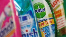 Reckitt unveils £2 billion revamp, takes big Mead writedown