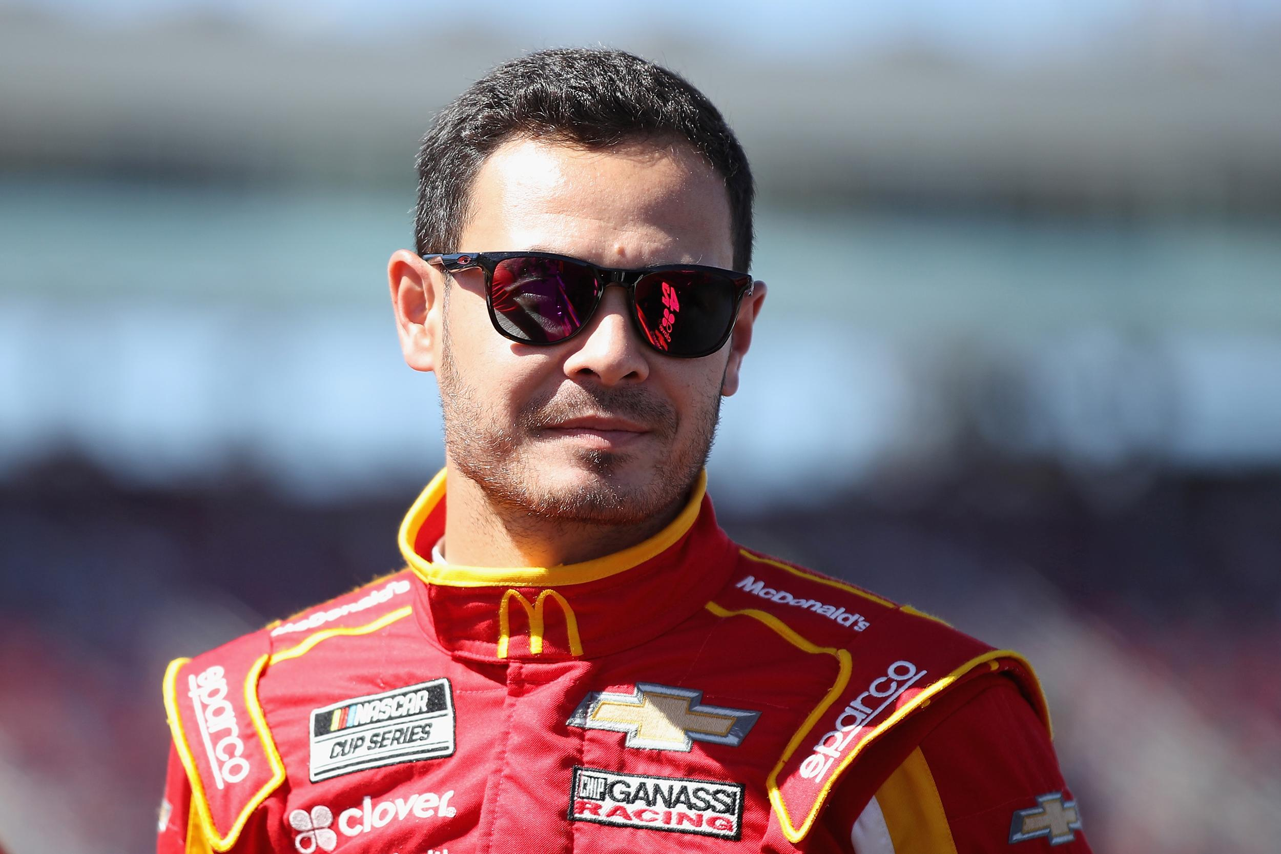 Larson suspended by NASCAR for use of racial slur during esports event