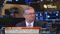 Mexican billionaire: Opportunities in telecom