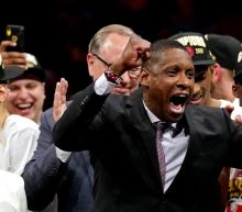 Toronto Raptors GM Masai Ujiri Under Investigation for Allegedly Hitting a Cop After Finals Victory