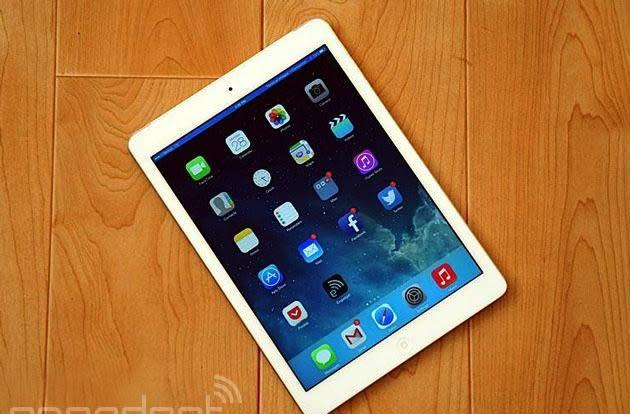 Engadget UK giveaway: win an iPad Air courtesy of Misco