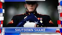 Shutdown Outrage: Scramble to Restore Benefits to Families of the Fallen