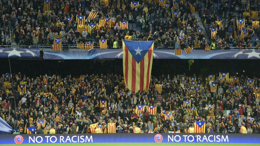 """El Barcelona """"podrá elegir"""" jugar en la liga española o en la catalana en caso de independencia"""