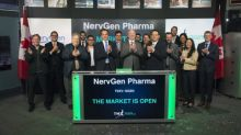 NervGen Pharma Corp. Opens the Market