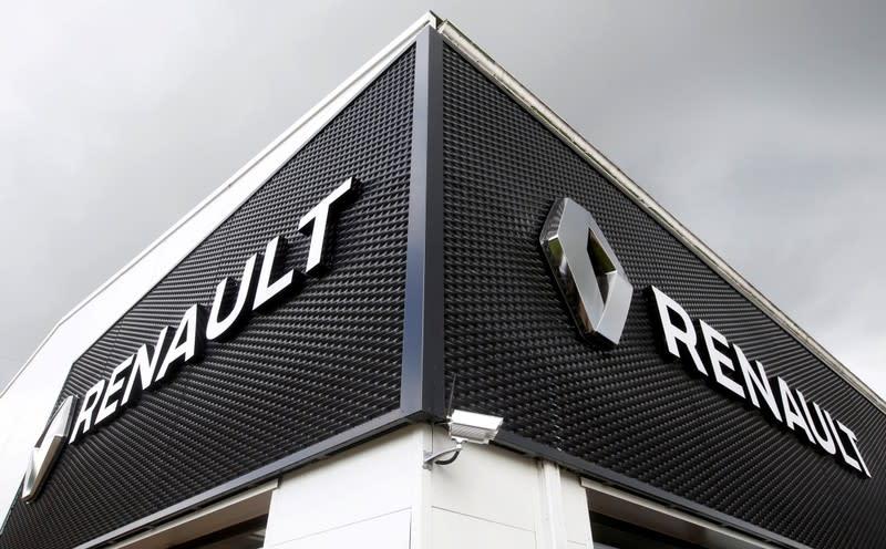Renault looks for new partners, third quarter revenue falls