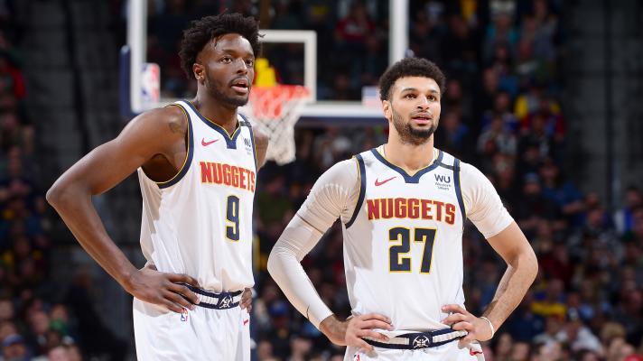 Jerami Grant doesn't think NBA's halt in play will hurt Nuggets