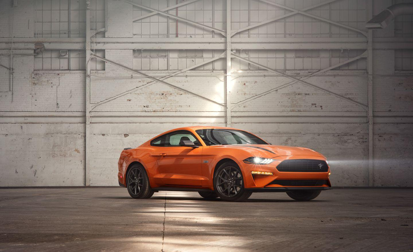 <p>Completed, the engine is rated for 330 horsepower; that's 20 ponies shy of the 350-hp tune as utilized in the Focus RS application but 20 more than the 310-hp version of the 2.3-liter EcoBoost in the 2019 Mustang. Torque is unchanged at 350 lb-ft, the same in all three cars.</p>