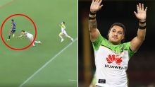 'Look at him go': Fans erupt over 'inspirational' Josh Papalii play