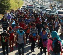 New migrant caravan has left Honduras bound for the US amid government shutdown
