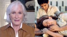 """Glenn Close não admite """"injustiça"""" com Fernanda Montenegro no Oscar: """"Atriz incrível"""""""