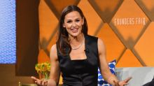 Oops! Jennifer Garner and daughter Violet had to be rescued after they got lost kayaking in Sweden