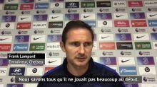 "Chelsea - Lampard ""ravi"" d'avoir Giroud dans son équipe"
