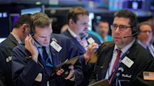 US STOCKS-Strong data, earnings drive Wall Street to new highs