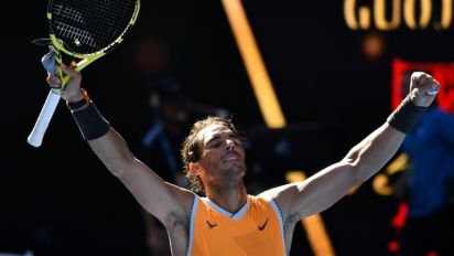 Nadal out to take down Tiafoe as Barty banks on home support