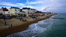 Beach near Bognor Regis cordoned off after WW2 sea mine found in the water