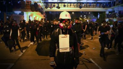 Can the Hong Kong protests end peacefully?