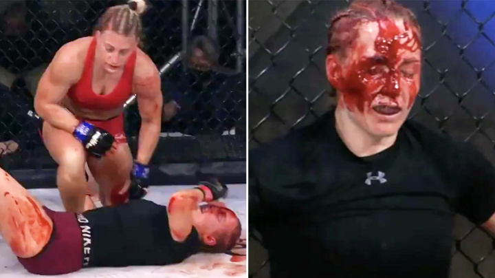 'Bloody mess': MMA world rocked by 'terrifying' scenes
