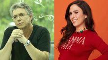 Boninho e Tata Werneck ironizam sócios da RedeTV! por dívida de R$ 137,8 milhões