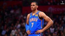 Oklahoma City's Darius Bazley elaborates on shoulder injury