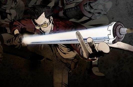 Suda51 'loves' Travis Touchdown, hopes he becomes a 'huge star'