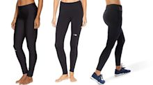 These warm workout leggings will make your body think it's spring