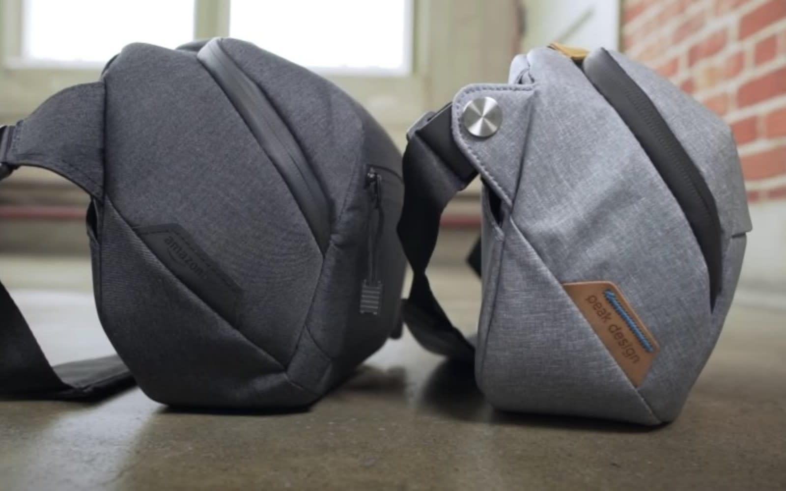 Bag maker Peak Design calls out Amazon for its copycat ways   Engadget