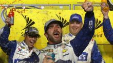Jimmie Johnson wins history-making seventh Sprint Cup title