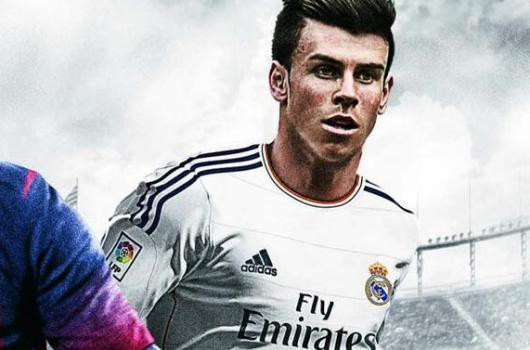 Updated FIFA 14 cover keeps it Real with new shirt for Bale