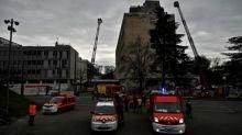 Explosion sur un campus à Villeurbanne: Les dégâts restent limités