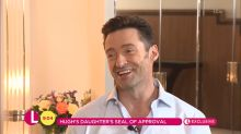 Hugh Jackman's Daughter Told Him to Lip-Synch in 'The Greatest Showman'