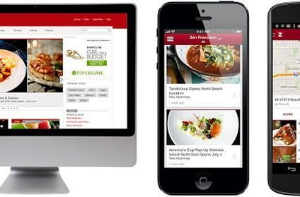 Google debuts new Zagat app for Android and iOS, redesigned website