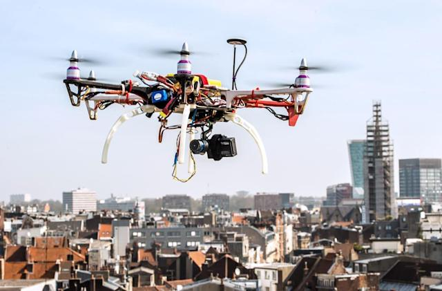 US working on rules for flying drones over populated areas