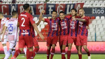 Olimpia no afloja y Cerro Porteño se reencontró con la victoria