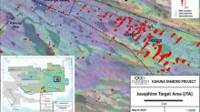 Dunnedin Defines Potential Diamond Source Target Area at Kahuna Project, Nunavut