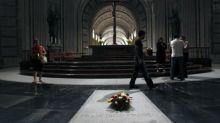 La dépouille de Franco bientôt retirée de son mausolée près de Madrid?