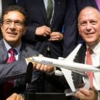 Sales chief says Boeing won 571 orders and commitments