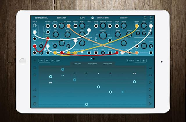 Ripplemaker brings modular synths to all skill levels with an iOS app
