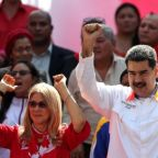 Trump committed to campaign to oust Venezuela's Maduro: U.S. envoy