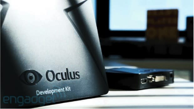 Virtual Reality now: hands-on with the Oculus Rift final development kit
