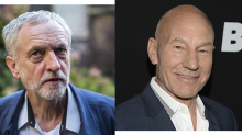 Patrick Stewart Quit The Labour Party Over A Bizarre Clash With Jeremy Corbyn