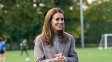 Kate Middleton visited a university to discuss how the pandemic is affecting students' mental health