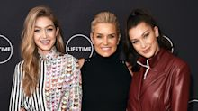 Gigi and Bella Hadid's mum reveals botox-free look for 55th birthday